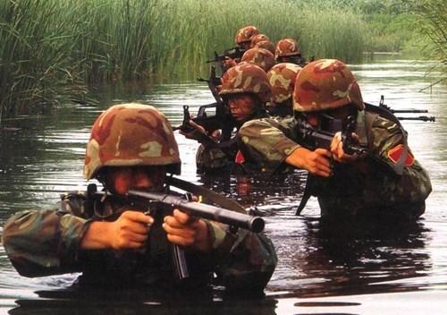 Trung Quốc tiết lộ điều động lính đặc nhiệm tới Syria 7