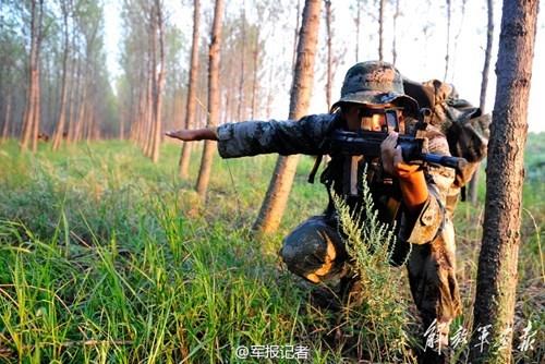 Trung Quốc tiết lộ điều động lính đặc nhiệm tới Syria 9