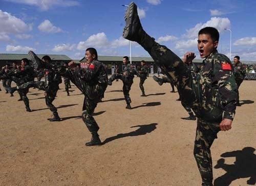 Trung Quốc tiết lộ điều động lính đặc nhiệm tới Syria 10