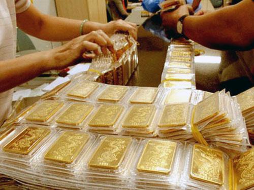 Giá vàng hôm nay 14/10: Vàng SJC mất mốc 34 triệu đồng 1