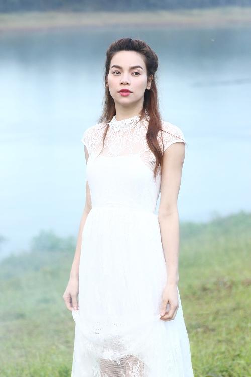 Hồ Ngọc Hà  1