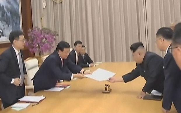 "Kim Jong Un làm Bắc Kinh ""mất mặt"" 2"