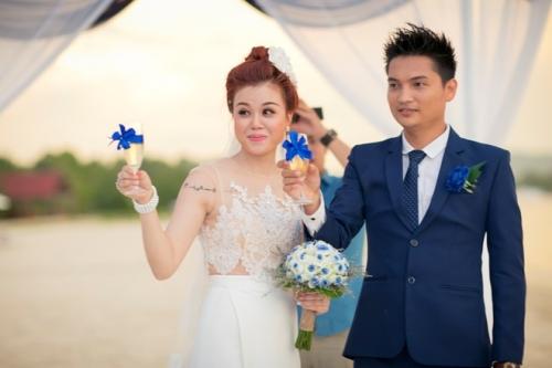Đám cưới hoành tráng của