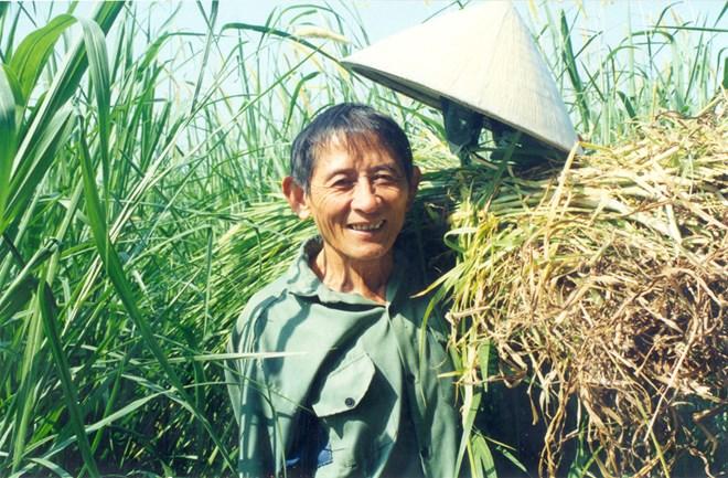 Anh hùng lao động Hồ Giáo qua đời 1