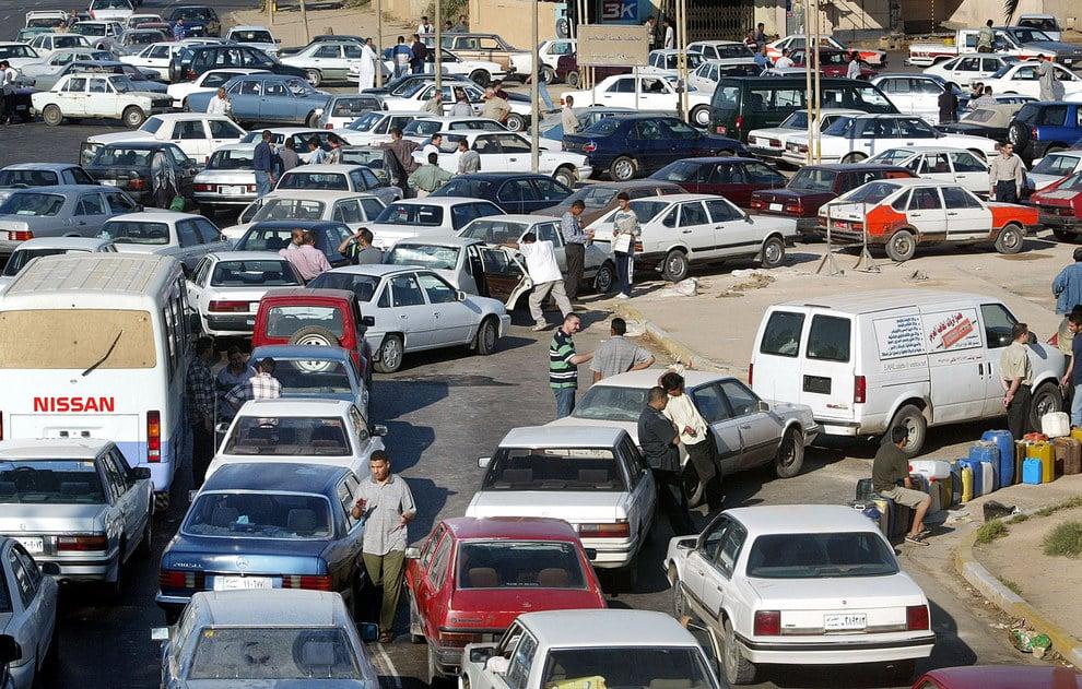Cảnh tắc đường khủng khiếp ở VN và các nước trên thế giới 7