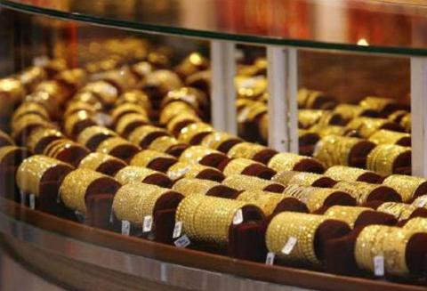 Giá vàng hôm nay 15/10: Vàng SJC tăng 100 nghìn đồng/lượng 1