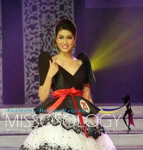 Nhìn lại nhan sắc của Hoa hậu Du lịch Quốc tế Alexis Gomez 7