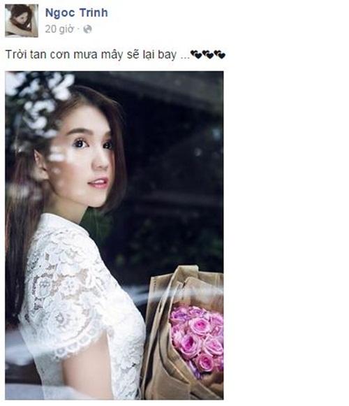 Facebook sao Việt: Kỳ Duyên khoe cơ bụng, Hà Tăng hội ngộ Thân Thúy Hà 11