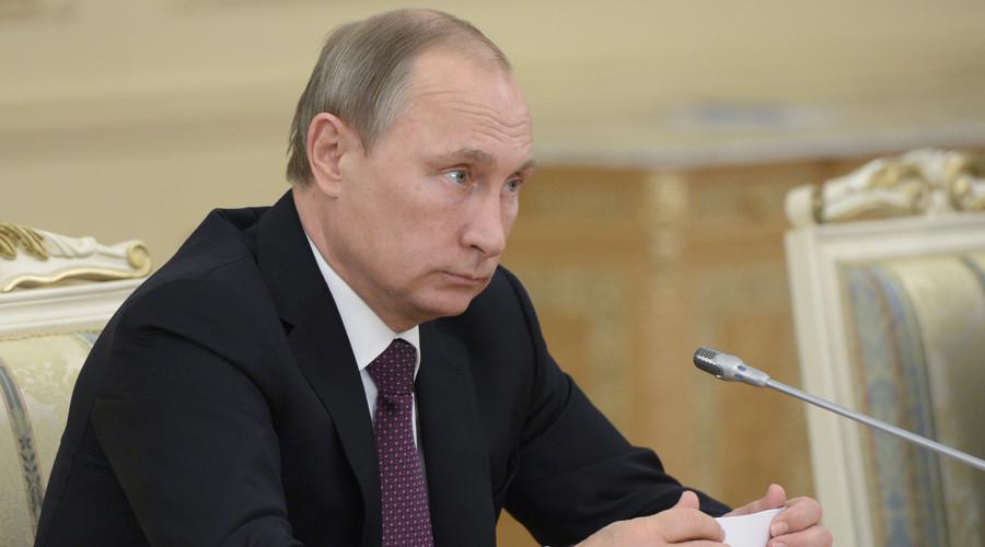 Putin: Không hiểu sao Mỹ chỉ trích Nga trong khi từ chối đối thoại 1