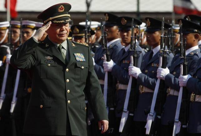 Trung Quốc muốn tập trận với ASEAN trên Biển Đông 1