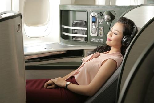 Phương pháp giảm mệt mỏi hiệu quả sau chuyến bay dài 1