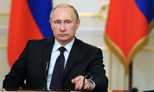 Người Trung Quốc thần tượng chiến lược của Putin ở Syria 1