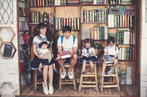 Lý Hải - Minh Hà và tổ ấm hạnh phúc đáng ngưỡng mộ 4