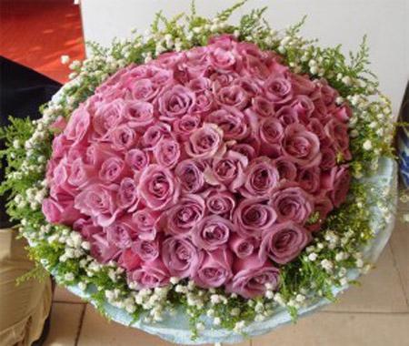 Hoa hồng đen 4 triệu/bông khuấy động thị trường lễ 20/10  7