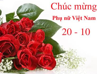 Lời chúc 20/10 hay và ý nghĩa dành tặng Ngày Phụ nữ Việt Nam 2