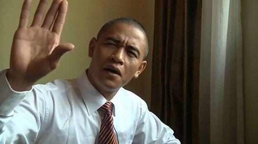 """""""Obama giả"""" kiếm hơn 30 triệu đồng sau 10 phút xuất hiện trên truyền hình 1"""
