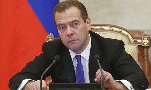Thủ tướng Nga chê Mỹ yếu ớt và thiển cận vì không chấp nhận đối thoại 1