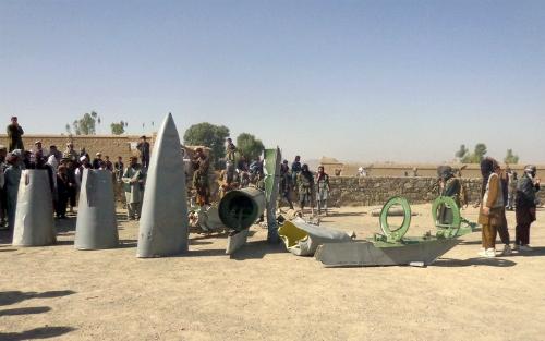 Chiến đấu cơ trăm triệu USD của Mỹ trúng hỏa lực Taliban 3