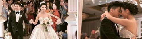 Đám cưới xa hoa, hoành tráng không thua kém Huỳnh Hiểu Minh của diễn viên Indonesia 4