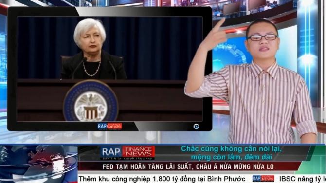 Cập nhật thông tin kinh tế, tài chính mới nhất trong Rap Finance tháng 9  2
