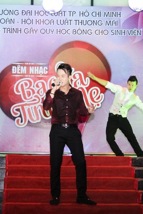 Lam Trường hội ngộ trò cưng Thanh Thảo Voice Kids 8