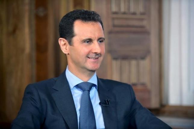 Tổng thống Syria bất ngờ sang Nga để thảo luận chiến dịch quân sự 1