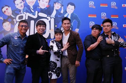 Trấn Thành, Việt Hương phấn khích phấn khích, nhảy tưng bừng 1