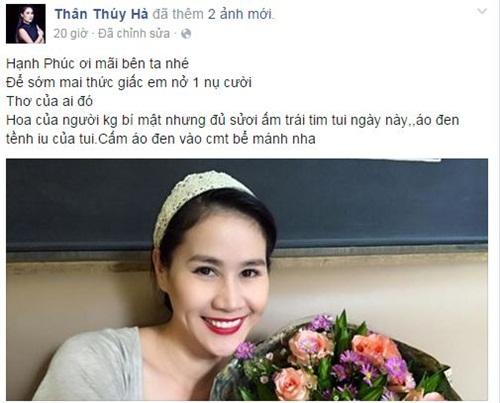 Facebook sao Việt: Tâm Tít khoe khoảnh khắc đáng yêu của con trai 6