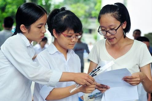 Bộ Giáo dục 'tiết lộ' những điểm mới của kỳ tuyển sinh 2016 1