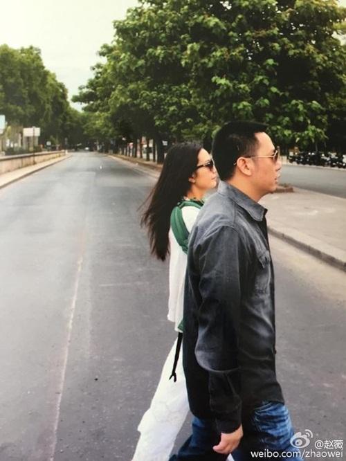 Chồng Triệu Vy bị kiện ra tòa gây xôn xao dư luận 2