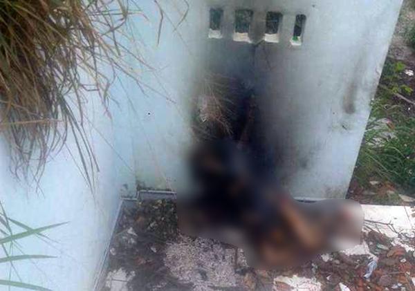 Hé lộ nguyên nhân vụ cô gái trẻ chết cháy trong căn nhà hoang 2
