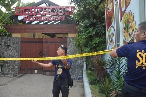 Lộ diện nghi phạm bắn chết Phó lãnh sự Trung Quốc tại Philippines 1