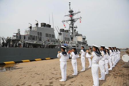 Mỹ quyết tuần tra Biển Đông, Trung Quốc cũng không thể làm gì 1