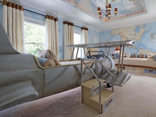 Ngắm phòng ngủ đắt giá của con nhà giàu nước Anh 3