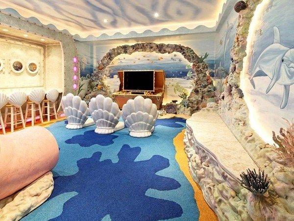 Hình ảnh Ngắm phòng ngủ đắt giá của con nhà giàu nước Anh số 8