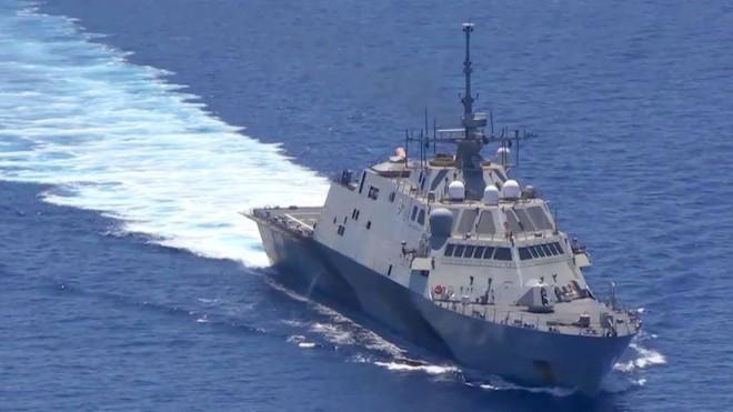 Trung Quốc dọa đáp trả nếu Mỹ đưa tàu chiến đến Biển Đông 1
