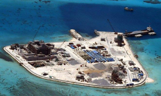 Trung Quốc dọa đáp trả nếu Mỹ đưa tàu chiến đến Biển Đông 2