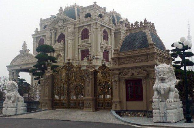 Chiêm ngưỡng hàng cổng đắt giá nhất của đại gia Việt 7