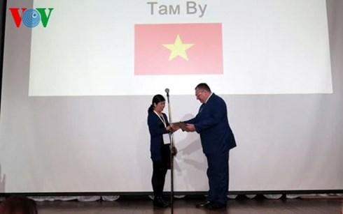 Cô giáo ở Đà Nẵng lọt vào vòng chung kết giáo viên dạy ngữ văn Nga xuất sắc 1