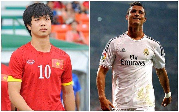 Công Phượng lỡ cơ hội gặp gỡ Ronaldo tại Anh 1