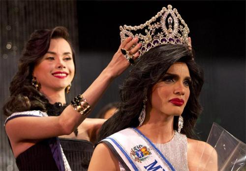 Chân dung Hoa hậu Gay Venezuela 2015  1
