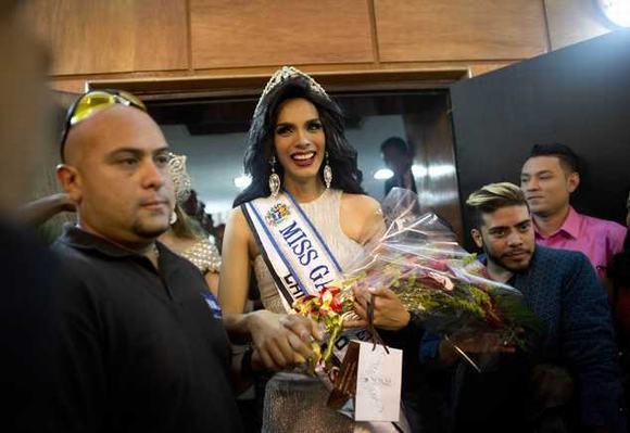 Chân dung Hoa hậu Gay Venezuela 2015  2