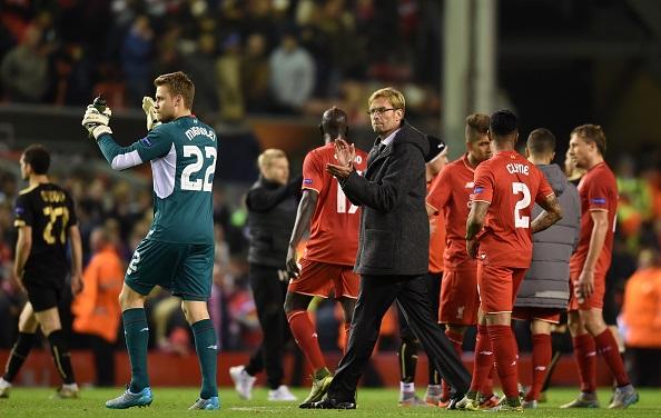Tổng hợp kết quả lượt trận Europa League: Liverpool hòa thất vọng 1
