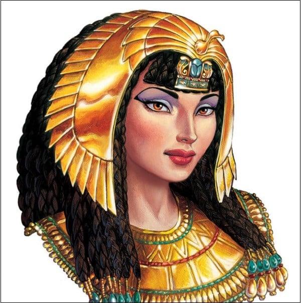 Nữ hoàng Ai Cập xinh đẹp chết do rắn hổ mang cắn? 1