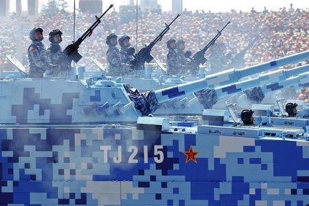"""Hình ảnh Trung Quốc: Quan hệ với hải quân Mỹ đang """"tốt nhất lịch sử"""" số 1"""