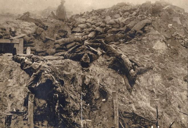 Vũ khí sinh hóa Nhật giết chết 1,2 triệu người TQ trong Thế chiến 2 2