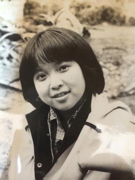 Ảnh quá khứ thời trẻ của MC Hoài Anh, Diễm Quỳnh, Thảo Vân 8