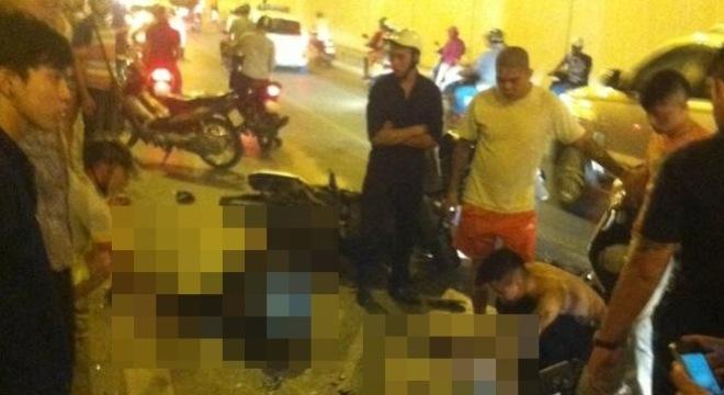 Tai nạn nghiêm trọng ở hầm Kim Liên, 2 người thương vong 1