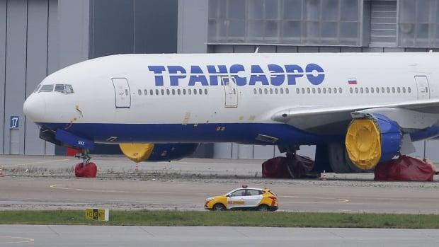 Dừng các chuyến bay thẳng giữa Nga, Ukraine 1