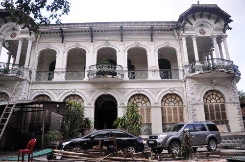 Biệt thự gần 800 tỷ của 2 cụ bà trăm tuổi ở Sài Gòn 2